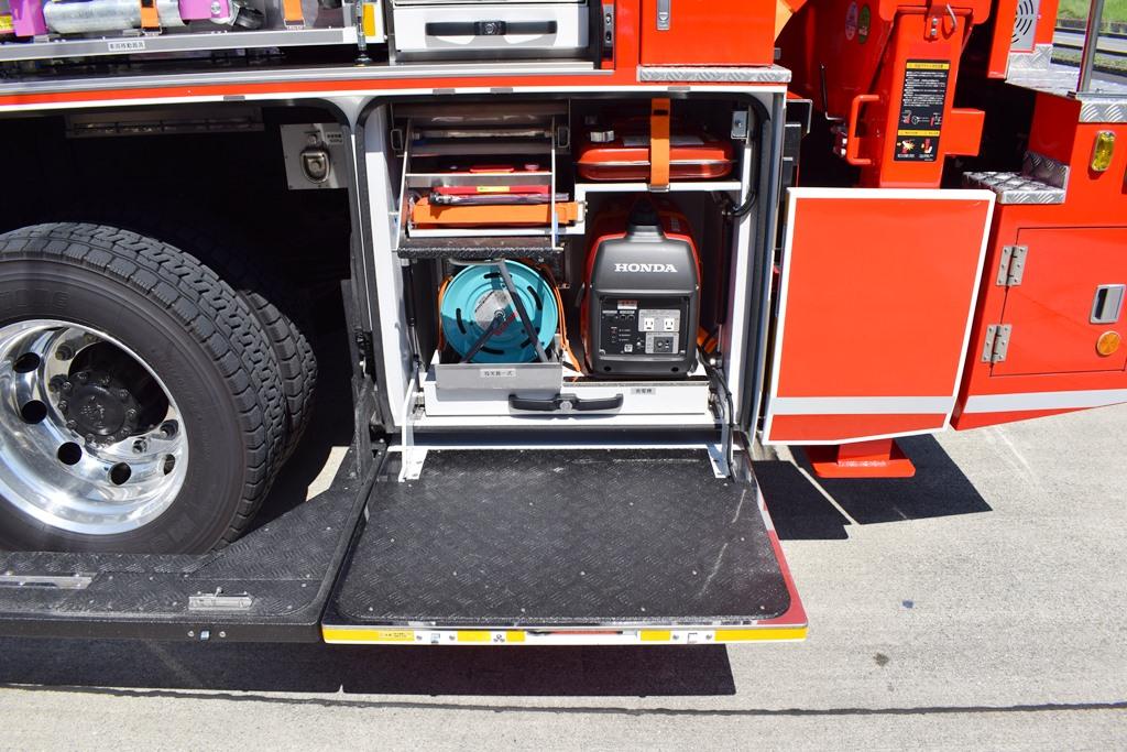 消防車両5
