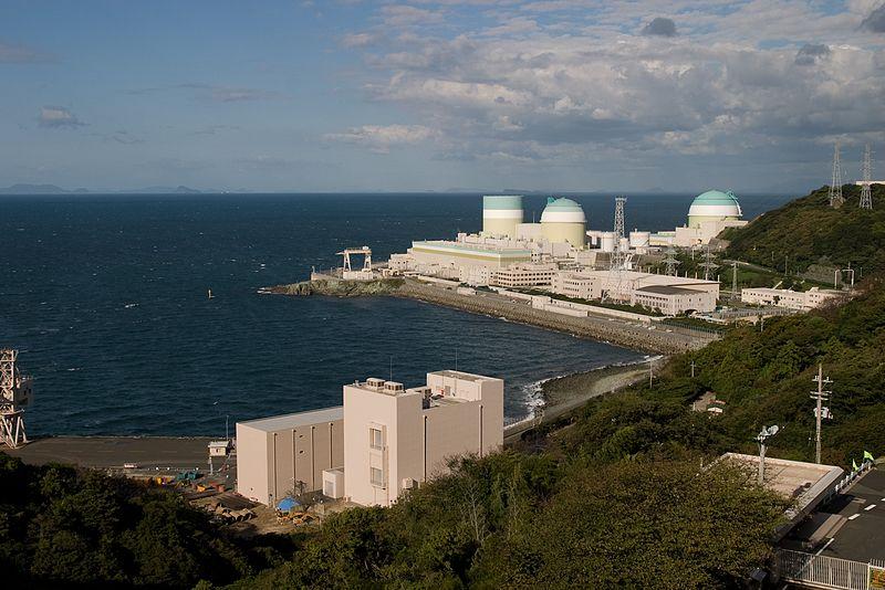 四国電力 伊方発電所
