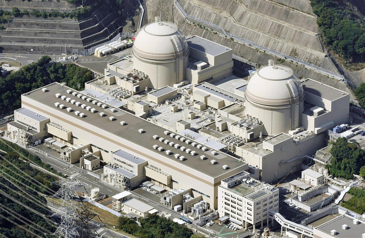 関西電力 大飯発電所