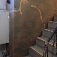 マンション階段